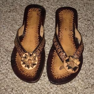 Shoes - Authentic Leather Slippers